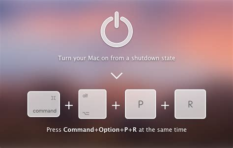 reset nvram keys how to speed up slow macos sierra