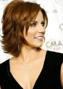 attractive midlength hairstyles for 50 year beautiful and modern hairstyles for older women