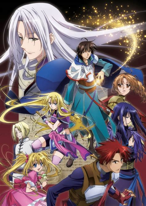 anime adventure fantasy the legend of the legendary heroes images characters hd