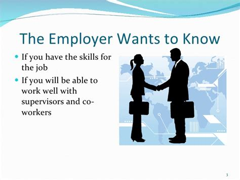 ppt templates for job interview interview skills powerpoint