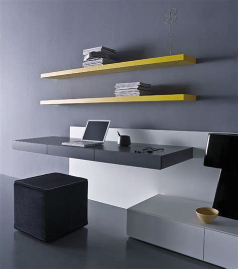 minimal work desk modern office furniture for a modern minimalist office