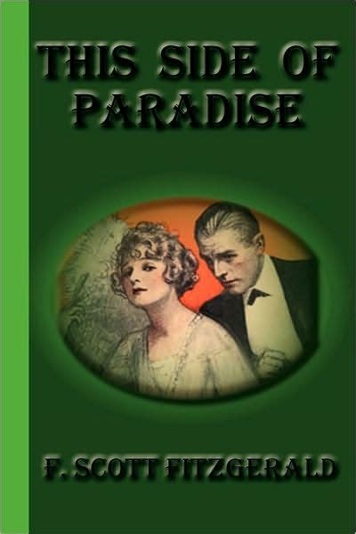 libro this side of paradise this side of paradise barnes noble classics series by f scott fitzgerald nook book ebook