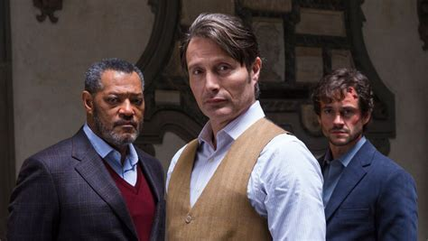 Gordon And Hugh Ask You To Think About Your Food by Hannibal S Hugh Dancy Talks Season Three S Big