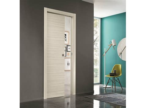 porte scorrevole scrigno porta scorrevole a scomparsa in legno comfort porta