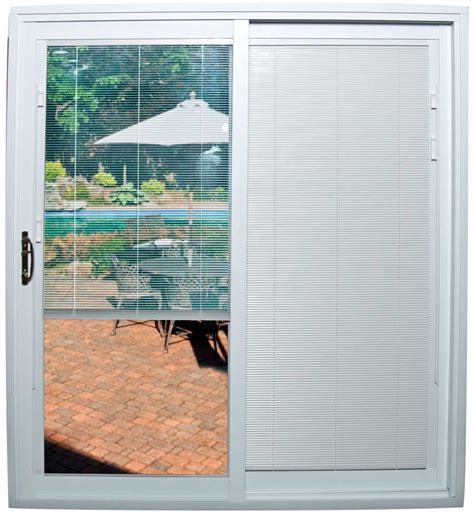 Sliding Patio Door With Blinds Patio Sliding Door Blinds Sliding Patio Doors Manufacturers Installer In Deer Park Ny Sliding