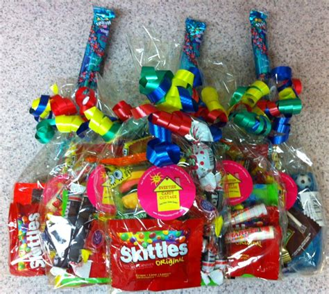 goody bags by sweeties candy cottage www sweetiescandycottage com goody bags and favors