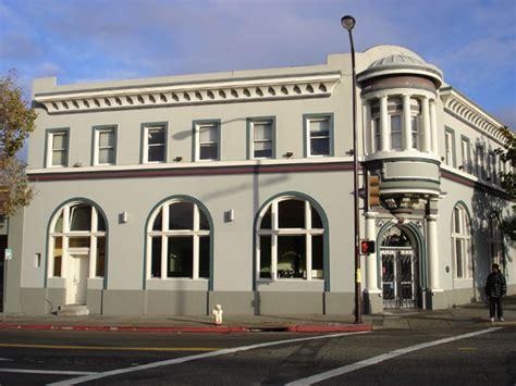 bank of the west berkeley berkeley historical plaque project south berkeley bank