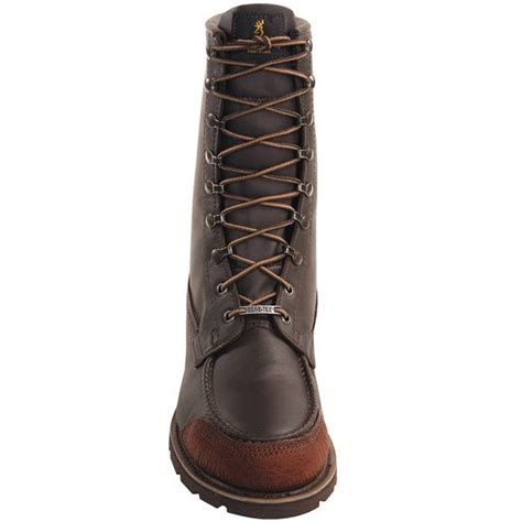 browning featherweight upland tex 174 boots for