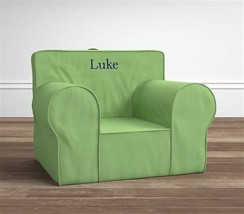 Oversized Anywhere Chair by Grass Green Oversized Anywhere Chair 174 Pottery Barn