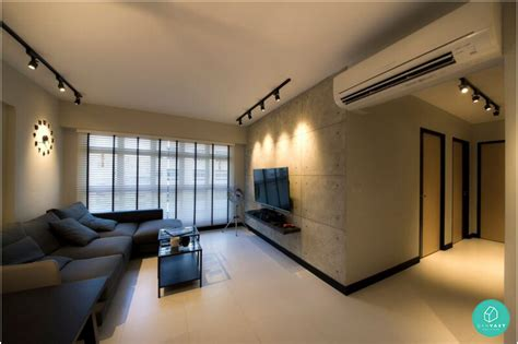 home interior design singapore hdb 7 interior designs that are disarmingly simple yet