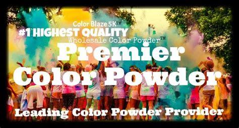 colored cornstarch 1000 ideas about color run powder on color