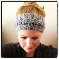 1000 images about crochet headbands on 1000 images about knit crochet headbands on