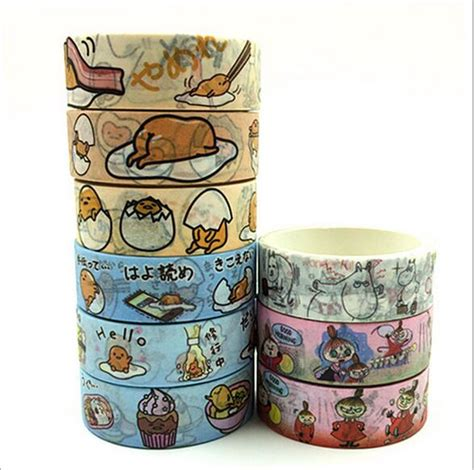 Washi Coffee Ttlb 02 Coffee Cups sanrio gudetama lazy egg sealing stickers washi decorative diy scrapbooking