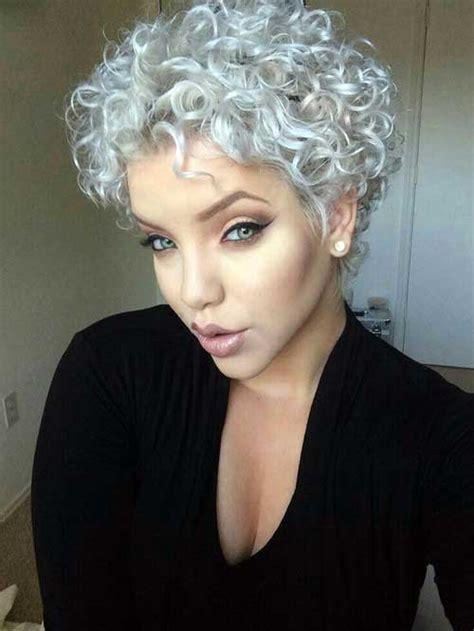 haircut for thick frizzy gray hair 30 penteados para cabelos curtos e cacheados veja como fazer