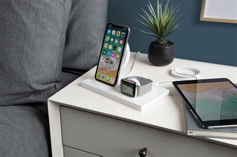 belkin introduces boostup wireless charging dock with iphone xs xs max xr and apple series