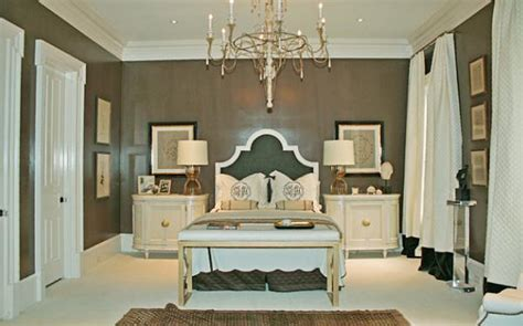 Hollywood Regency Bedroom | northwest transformations hollywood regency style