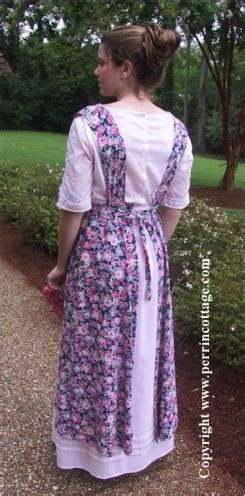 free sewing pattern victorian apron apron smock and pinafore sewing patterns