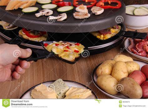 raclette dinner raclette dinner royalty free stock photo image 36336075