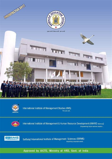 prospectus idm institute of development management international institute of management human resource