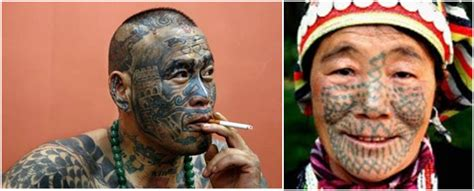 Tattoo History In China | tattos in china part one internchina