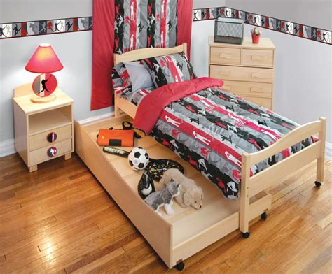 hockey bedroom decor football theme room colorful kids rooms