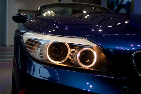 Bmw Lights by File Bmw Z4 E89 Lights Jpg Wikimedia Commons