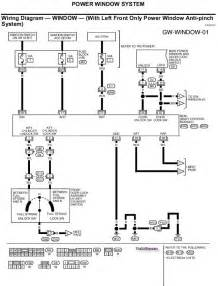 2005 altima power windows dealer says wiring fuses relays