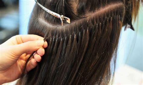 hair extensions how they work how do human hair extensions work quora