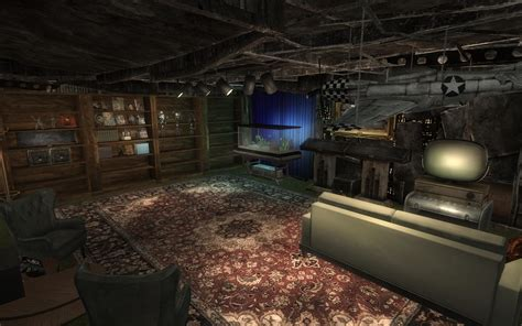 fallout 3 megaton house megaton house and theme overhaul v2 8 0 rc at fallout3 nexus mods and community
