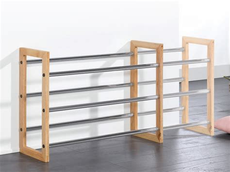 Ausziehbarer Schuhschrank by Ordex R Extendable Shoe Rack Lidl Ireland Specials