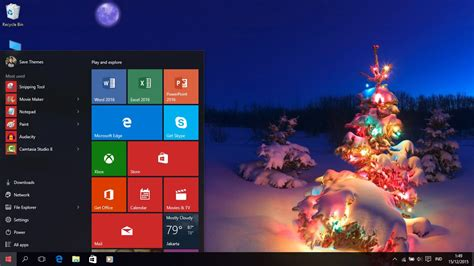 themes for windows 7 christmas christmas theme for windows 7 8 8 1 and 10 save themes