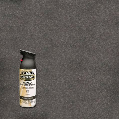 Paint Color For Living Room by Rust Oleum Universal 11 Oz All Surface Metallic Satin Oil