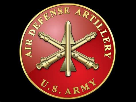 Air Defense Artillery Officer by Air Defense Artillery Branch United States Army