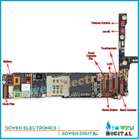 iphone 5 wiring diagram apple iphone 5 diagram wiring