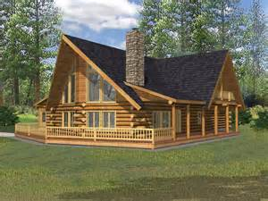 crested butte rustic log home plan 088d 0324 house plans
