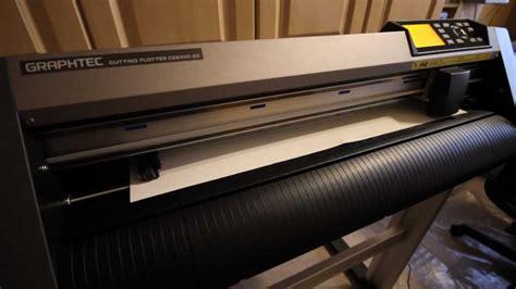 Jual Mesin Cutting Plotter Graphtech Ce6000 60 graphtec ce6000 60 vinyl cutter plotter cutter motions