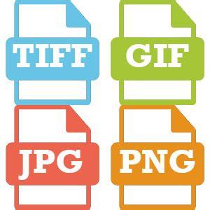 diferentes tipos de formato tipos de archivos de im 225 genes 191 qu 233 formato utilizar
