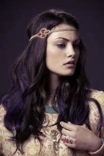 violet brown hair color hair color inspiration imperial purple stylenoted