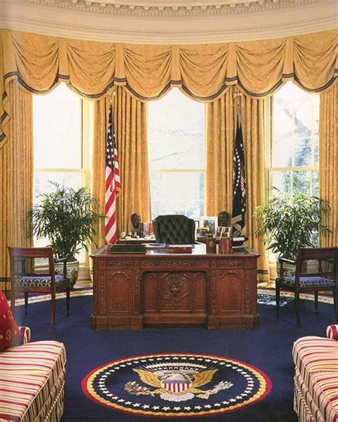 presidential desk in oval office the enemy gets a vote cato liberty