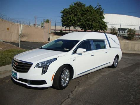 2019 Cadillac Hearse by New 2019 Cadillac Xts Heritage For Sale Ws 11683 We