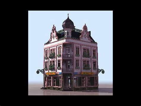 home design studio 3d objects townhouse or a house in town 3ds 3d studio software