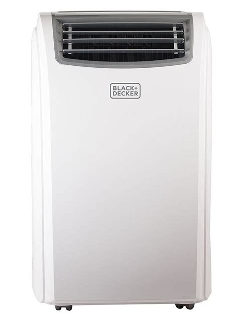 black and decker portable air conditioner and heater black decker 14 000 btu portable air conditioner w heat