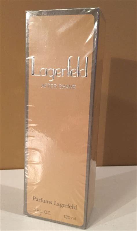 Karl Lagerfeld Original original lagerfeld after shave 4 oz karl lagerfeld cologne
