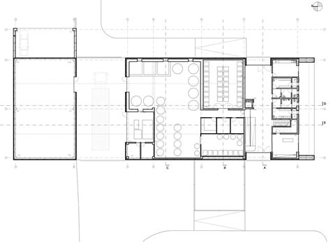 winery floor plans ribeiro de carvalho updates century old portuguese winery