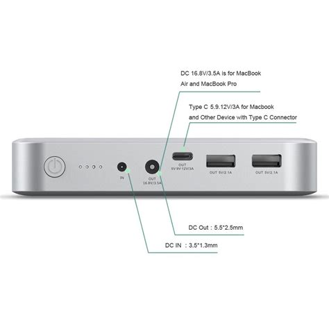 best external battery top 5 best portable external battery chargers for macbook