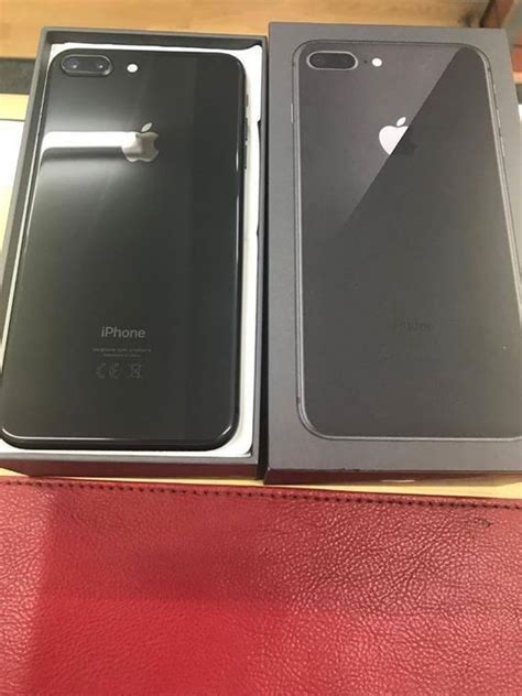 apple iphone 8 plus 256gb space gray classified ad telephony kitts and nevis