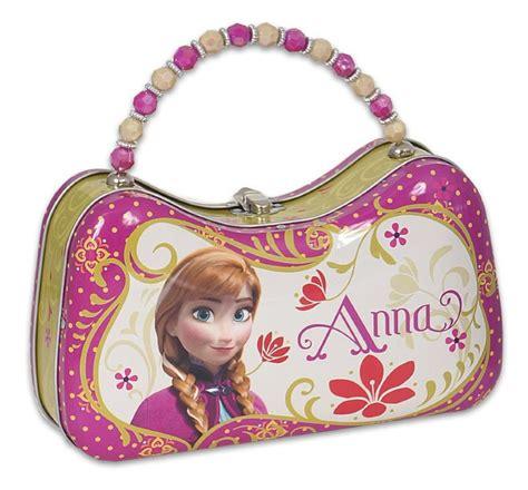 Disney Frozen Lunch Box Pink disney frozen tin purse lunch box carry pink ebay