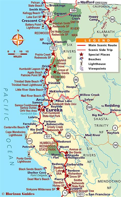 map of oregon redwoods redwood highway scenic drive destinations