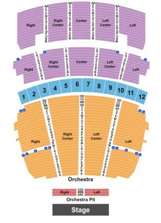 peabody opera house seating peabody opera house tickets in st louis missouri peabody