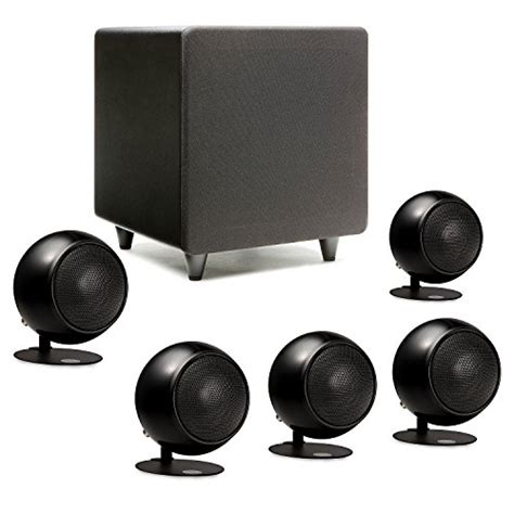Orb Surround Sound Speakers | surround sound systems orb audio mini 5 1 home theater
